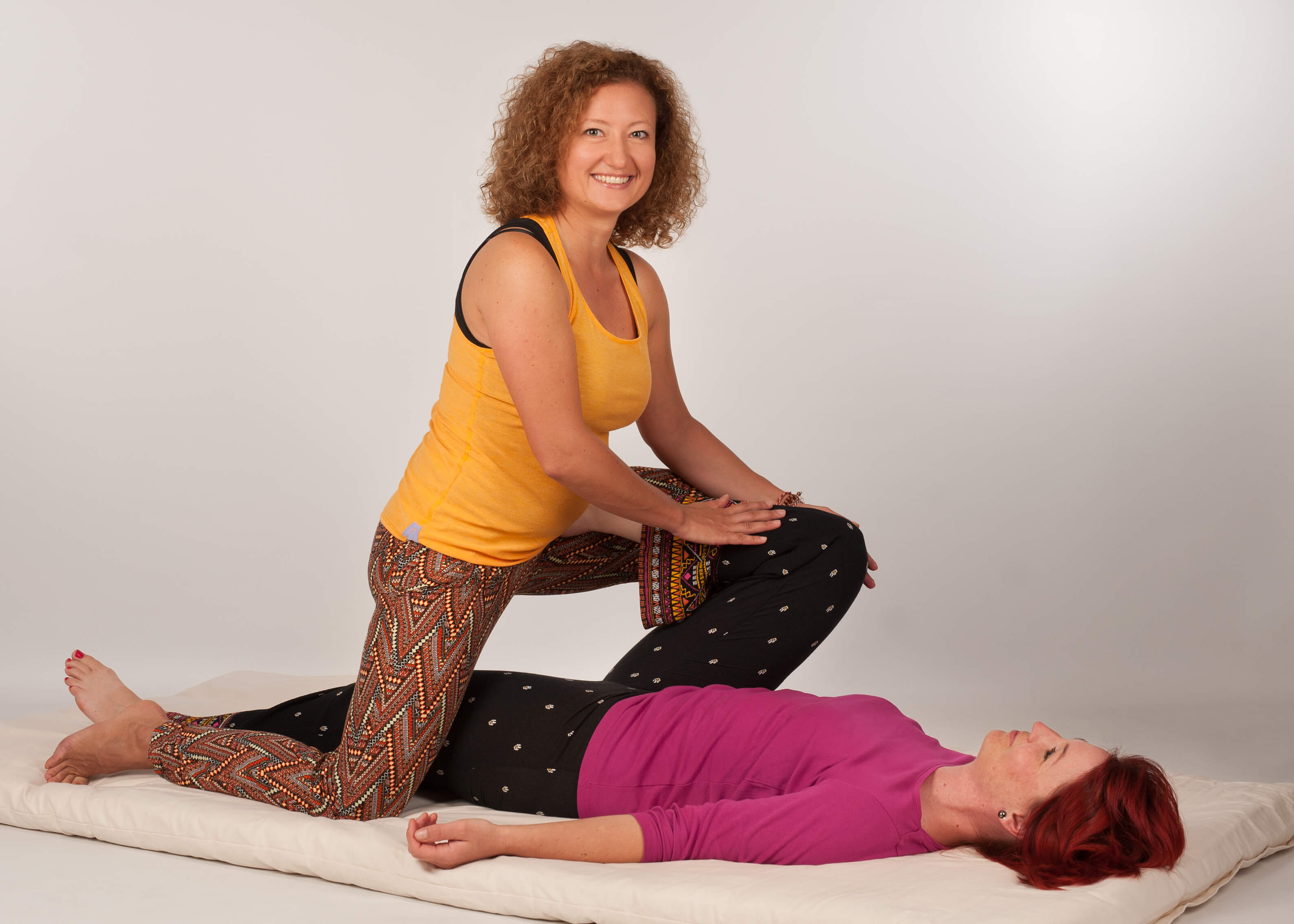 Miriam Frietsch Team Yoga im Allgäu Thai Yoga Massage